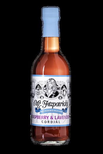 NEW! Raspberry & Lavender NO ADDED SUGAR CORDIAL