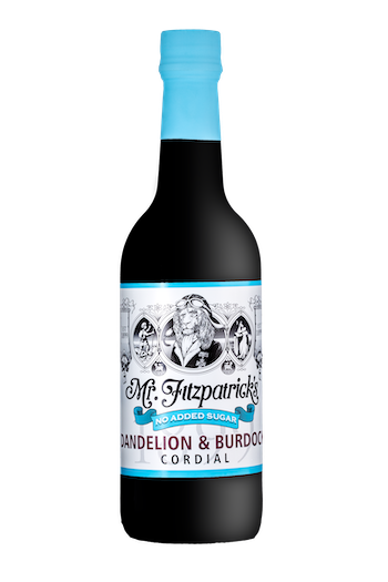 Dandelion & Burdock NO ADDED SUGAR CORDIAL