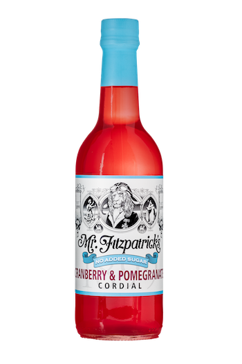 Cranberry & Pomegranate No Added Sugar Cordial
