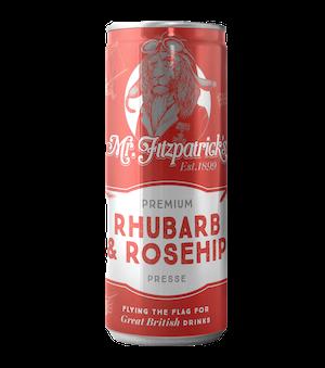 Rhubarb in a Can