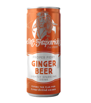 Ginger in a Can