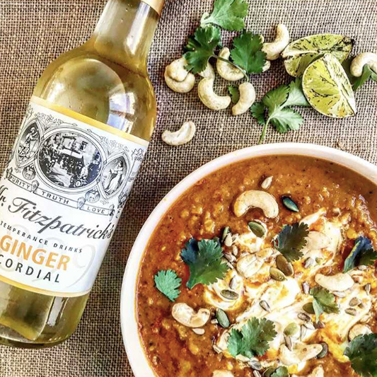 Mulligatawny Soup by The Clean Tribe