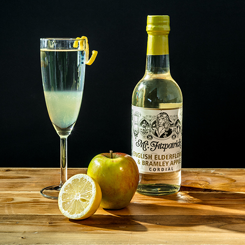Elderflower & Apple Fizz