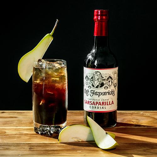 Sarsaparilla & Pear Sling