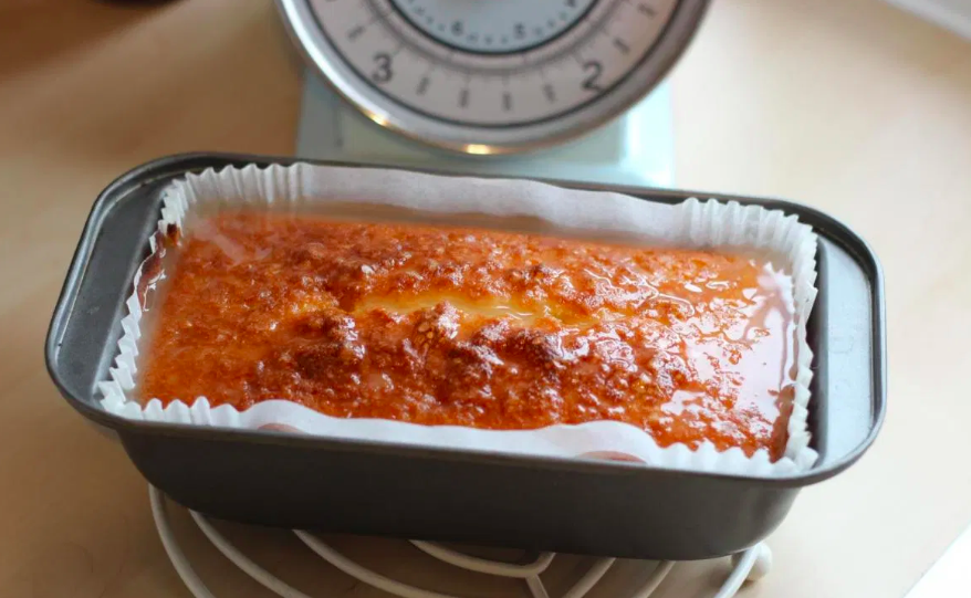 Lemon & Orange Drizzle Cake